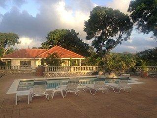 Beautiful villa near Sandals Golf course in Ocho Rios, Jamaica