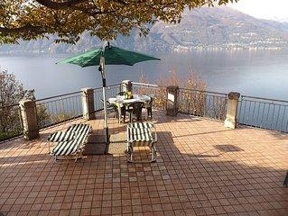 Exclusive Villa Crotto Lake View