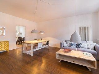 Designerwohnung im Hollanderviertel