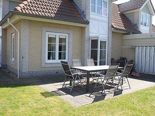 Komfortables und gut ausgestattetes Ferienhaus im Ferienpark de Banjaard