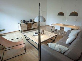 Designapartment in Potsdam West