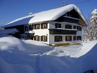 Komfortable Ferienwohnung in der westallgauer Vierlanderregion des Bodensees