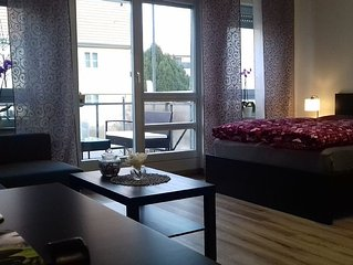 Apartment zentral in Tubingen mit TG