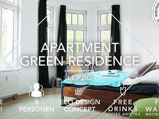 Apartment Green Residence - Villa
