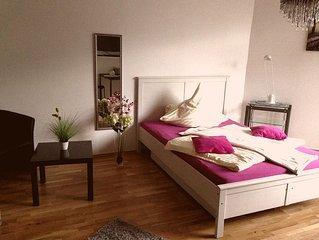 Wunderbares, helles Apartment mit Balkon - ruhig und dennoch citynah!