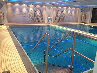 Appartementresidenz am Kurpark-Schwimmbad/Sauna
