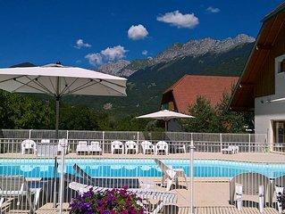 Location été/hiver Appart T2 2/4 personnes 35 m²   210 € à 620 €