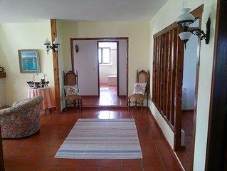 Appartement dans une villa spacieuse a Ericeira proche de Lisbonne et Sintra