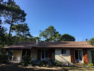 LEGE CAP FERRET Pleasant single storey Piquey.
