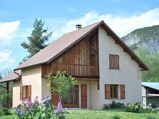 Maison neuve tout confort, Selonnet