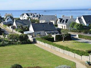 Appartement en bord de mer entre les baies de Morlaix et Lannion