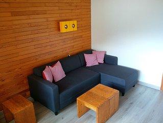 family apartment 35 m2 - Plagne Villages