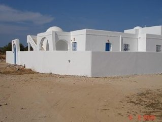 VILLA WITH POOL AND SEA VIEWS HOUMT Souk / Djerba
