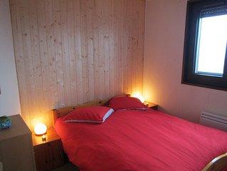 2 rooms for rent in the ski resort of Thollon-Les-Memises