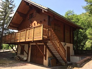 Chalet traditionnel (2 a 6 personnes)