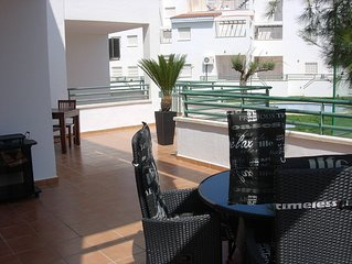 BEAUTIFUL APARTMENT FOR 6/7 PEOPLE OF ALCOSSEBRE in a very quiet residence.