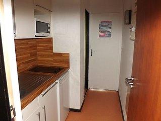 STUDIO 6/7 PL SUR LES  PISTES ANCV residence Mongie Tourmalet