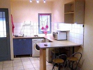 Joli Studio Meublé 25 m2 a Pezenas Centre