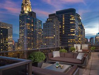 Wyndham Midtown 45 at New York City - 1 bedroom Presidential Res DISCOUNTED!!