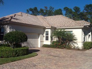 Beautiful Home Located in Gated Golf Community with Two Pools, Community Center