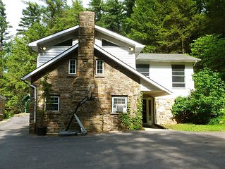 Lodge guest home available For short term rental and event weekends.