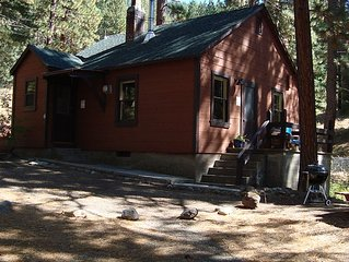Charming Cabin ~ 40 Acres on Scenic Middle Fork of Feather River