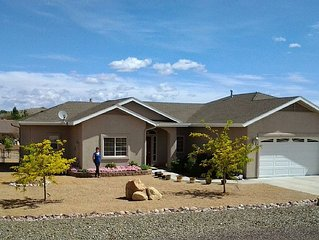 Furnished Gambels Ridge House in Chino Valley AZ