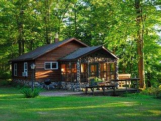 Vacation Memories Begin at This Beautiful, Comfortable Northwoods Retreat