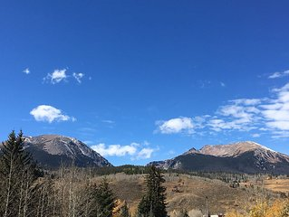 Summit County Condo - Stunning Views and Convenient Location