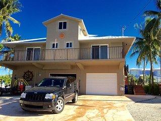 Perfect Serene Home in the Heart of Islamorada Vacation Rental!! Ideal Getaway