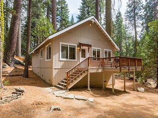 Forest Getaway, Steps To West Village Amenities. Bright, Clean, Spacious! WIFI!