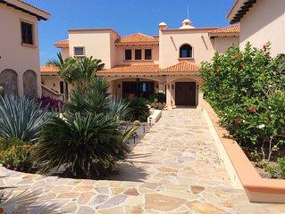 Stunning Beachfront Villa on the Sea of Cortez