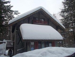 Quintessential Vermont Chalet
