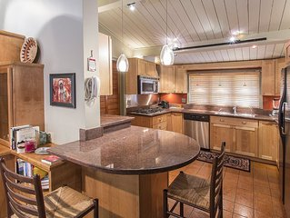Storybook Home on the East Side of Aspen 2 BR/2 BA