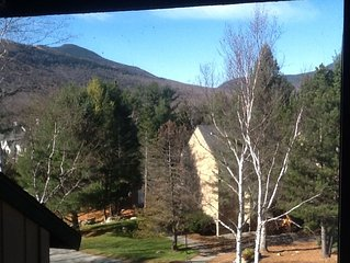 Newly Renovated 2br Condo In Waterville Valley; Outdoor Pool, Hiking, Mt Biking