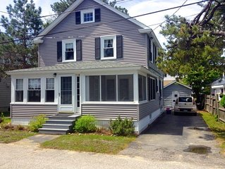 Pine Point Beach Cottage, Scarborough, Maine