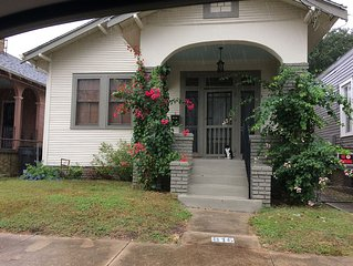 Lovely Bywater Cottage/Corporate rental