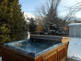 Cottonwood Heights Quiet Private Home For 2+ With Hot Tub