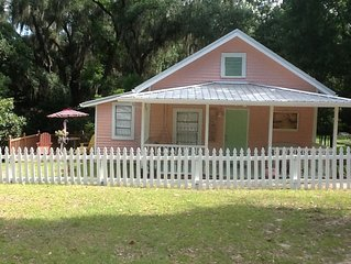 Cute Cottage in Historic White Springs
