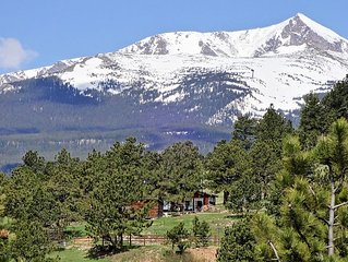 Rusted Star Ranch |Great Mountain Views | Rocky Mountain National Park, Colorado