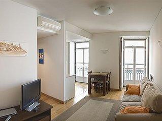Central Apartment in  Historic Lisbon  (Chiado)
