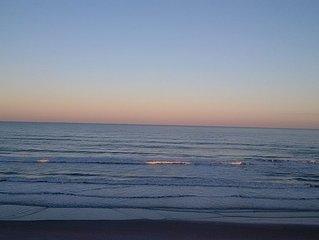 2BR 2BA Condo right on the Beach!