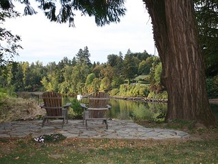 Luxury River Retreat