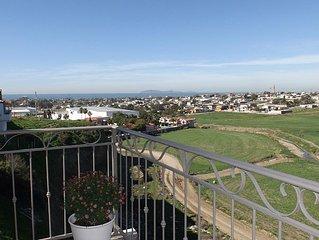 Christys Villa #1 'Quiet,  Secure ,One bedroom Villa with Ocean View!!