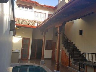 Casa Anit De Roja a New Luxurious Spanish Colonial Home.