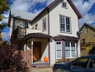 Downtown Crested Butte! Great Family Home! Great Location!