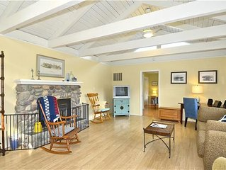 Peaceful Family Vacation Home In Cannon Beach, Easy Beach Access