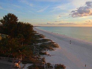 Direct Beachfront 2 BD Condo On Florida's Beautiful Gulf Coast!
