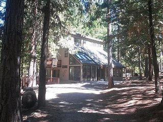 Gorgeous Cabin In Arnold.  Close to Bear Valley Skiing Area
