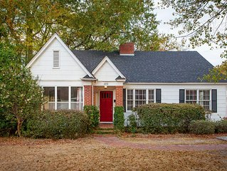 Charming family friendly home in Midtown Columbus, near Ft. Benning